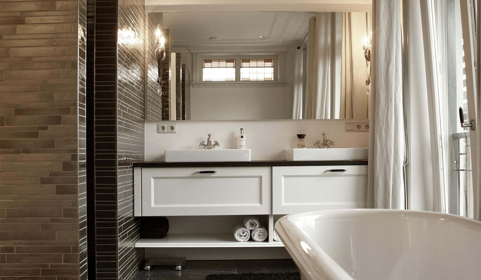 Het Fundament Architectuur koloniale klasse badkamer