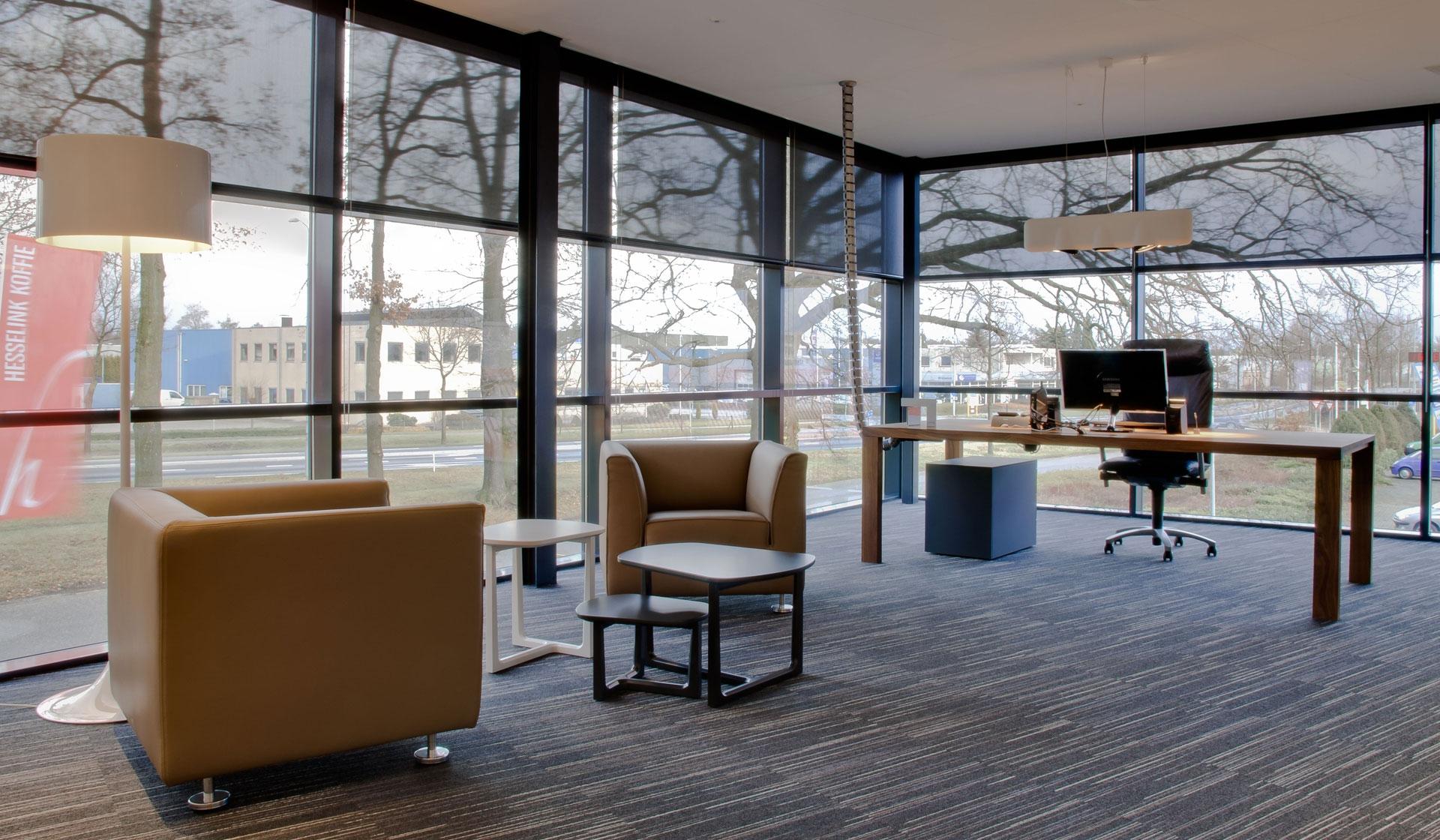 Hesselink Koffie - Het Fundament Architectuur