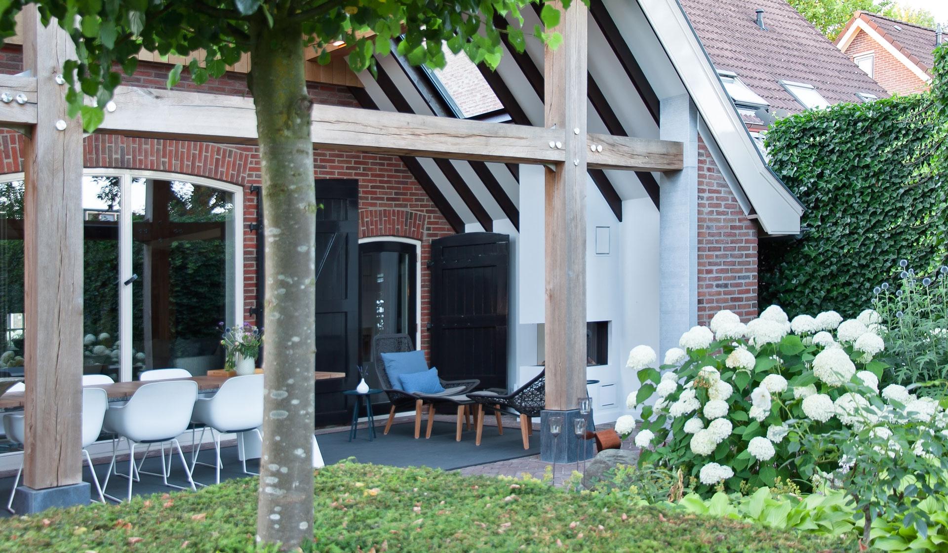 Veranda - Het Fundament Architectuur