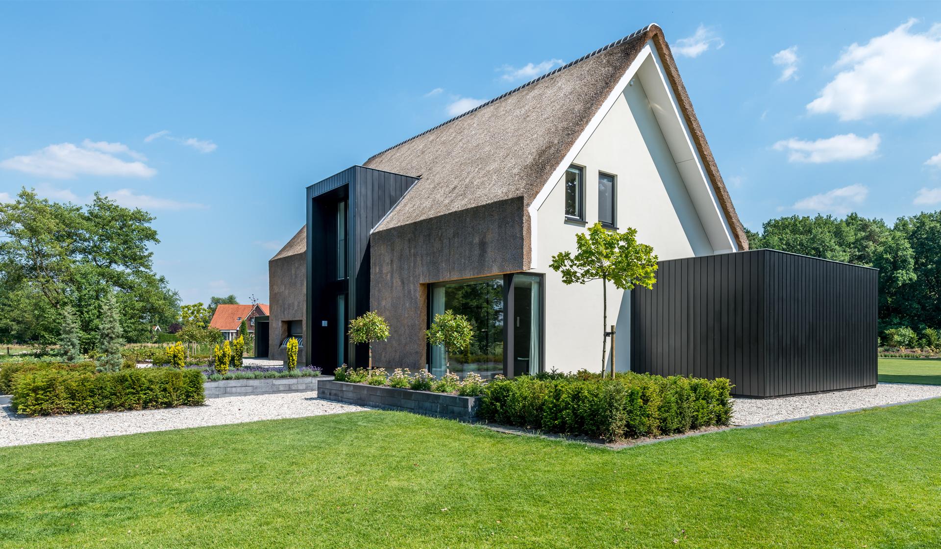 Het Fundament Architectuur woning