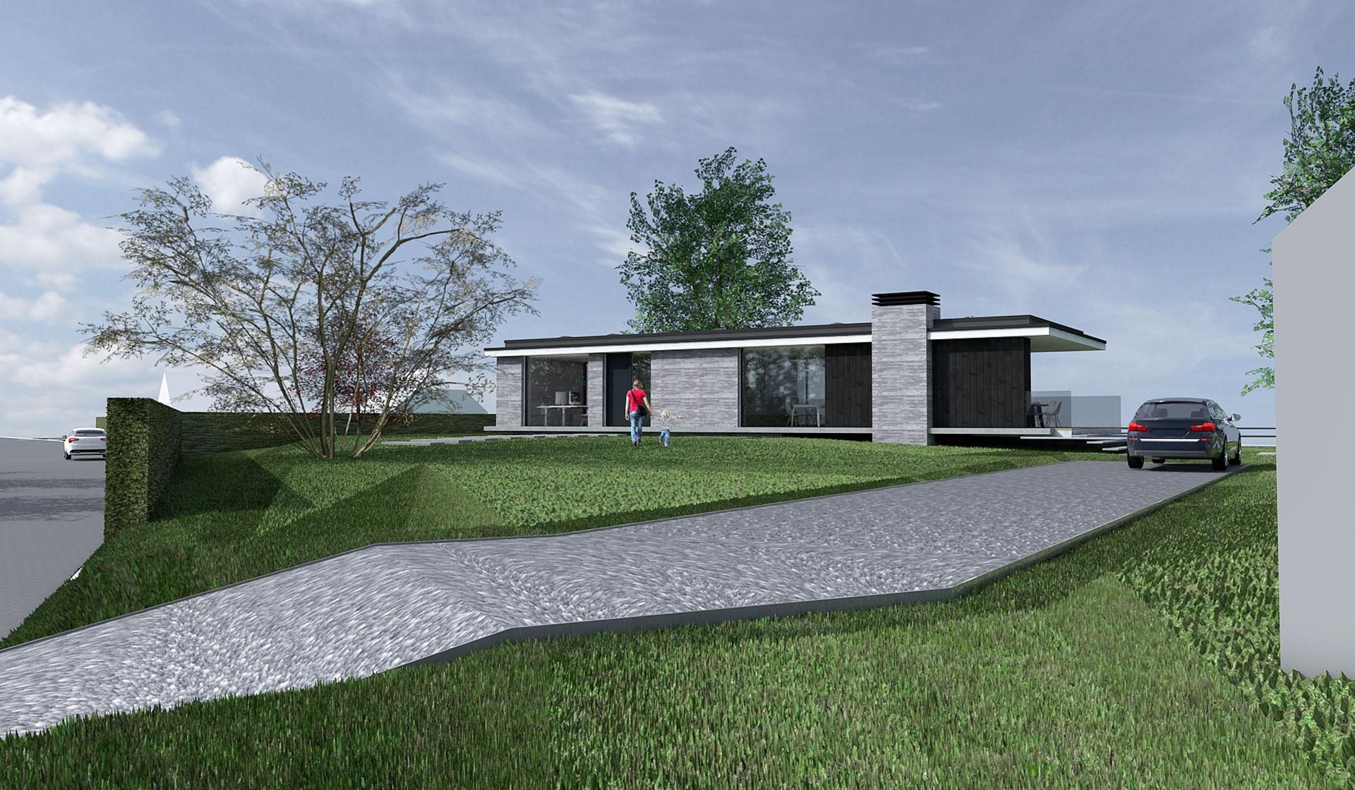 Nieuwbouw moderne woning Doetinchem