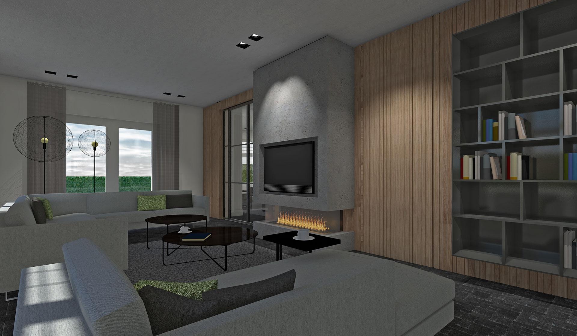 Interieurarchitectuur - Het Fundament Architectuur