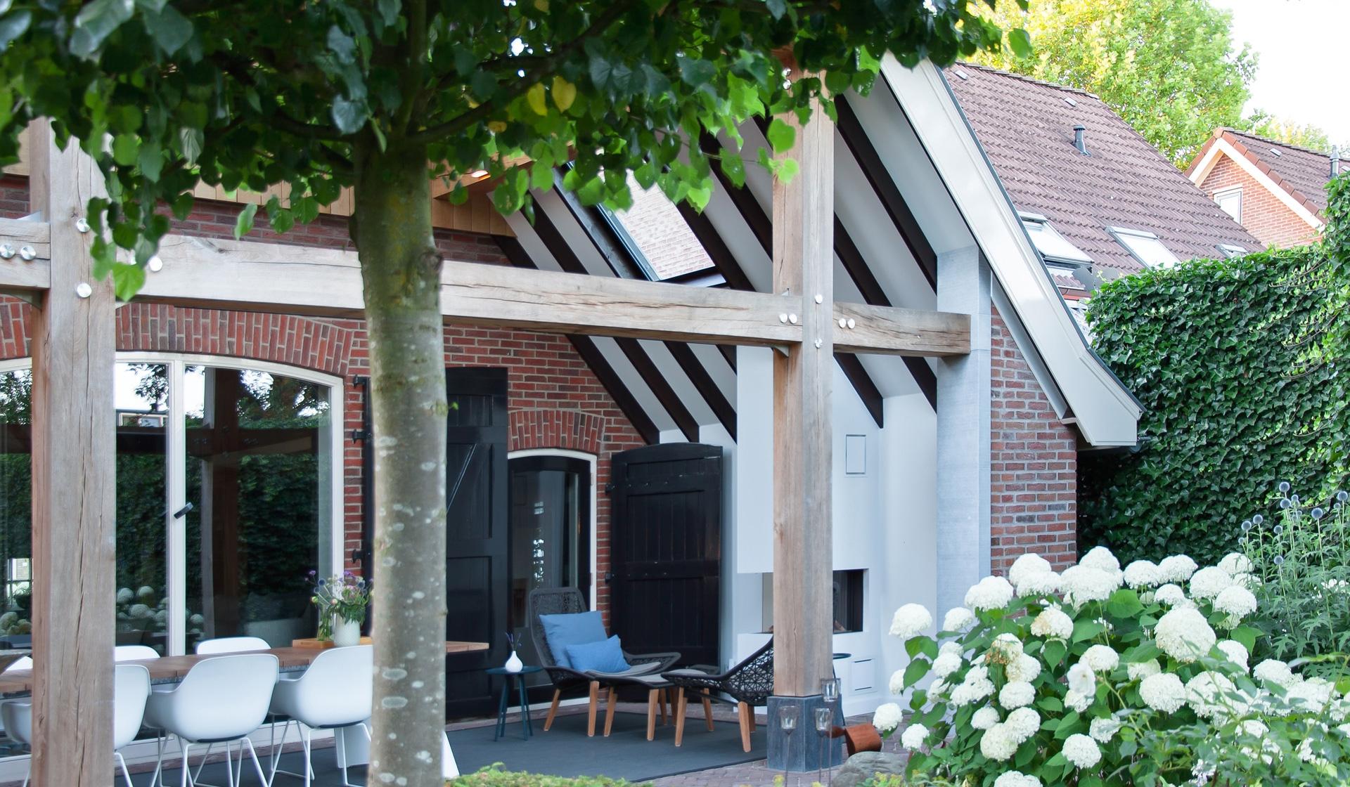 Buitenleven - Het Fundament Architectuur