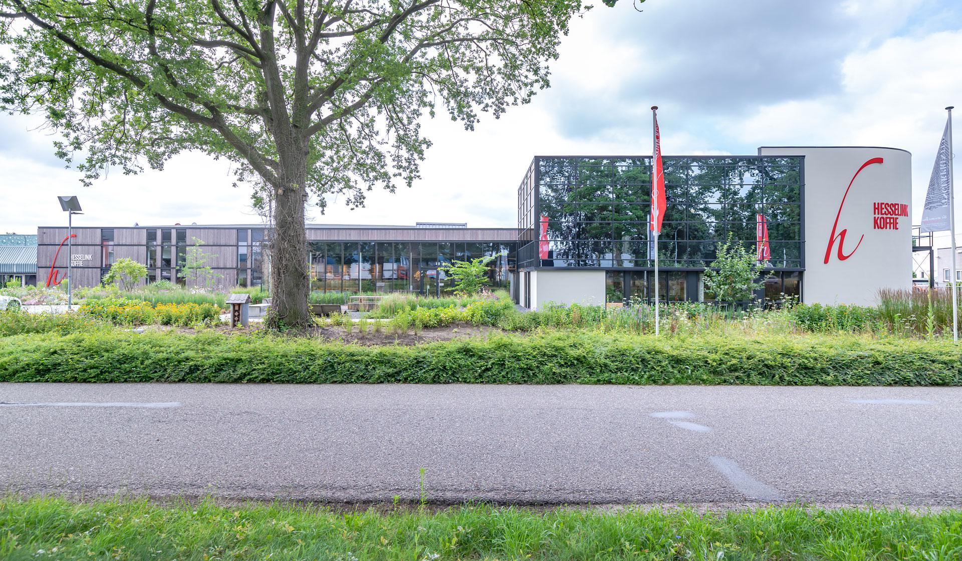 Architectuur Hesselink Koffie Winterswijk