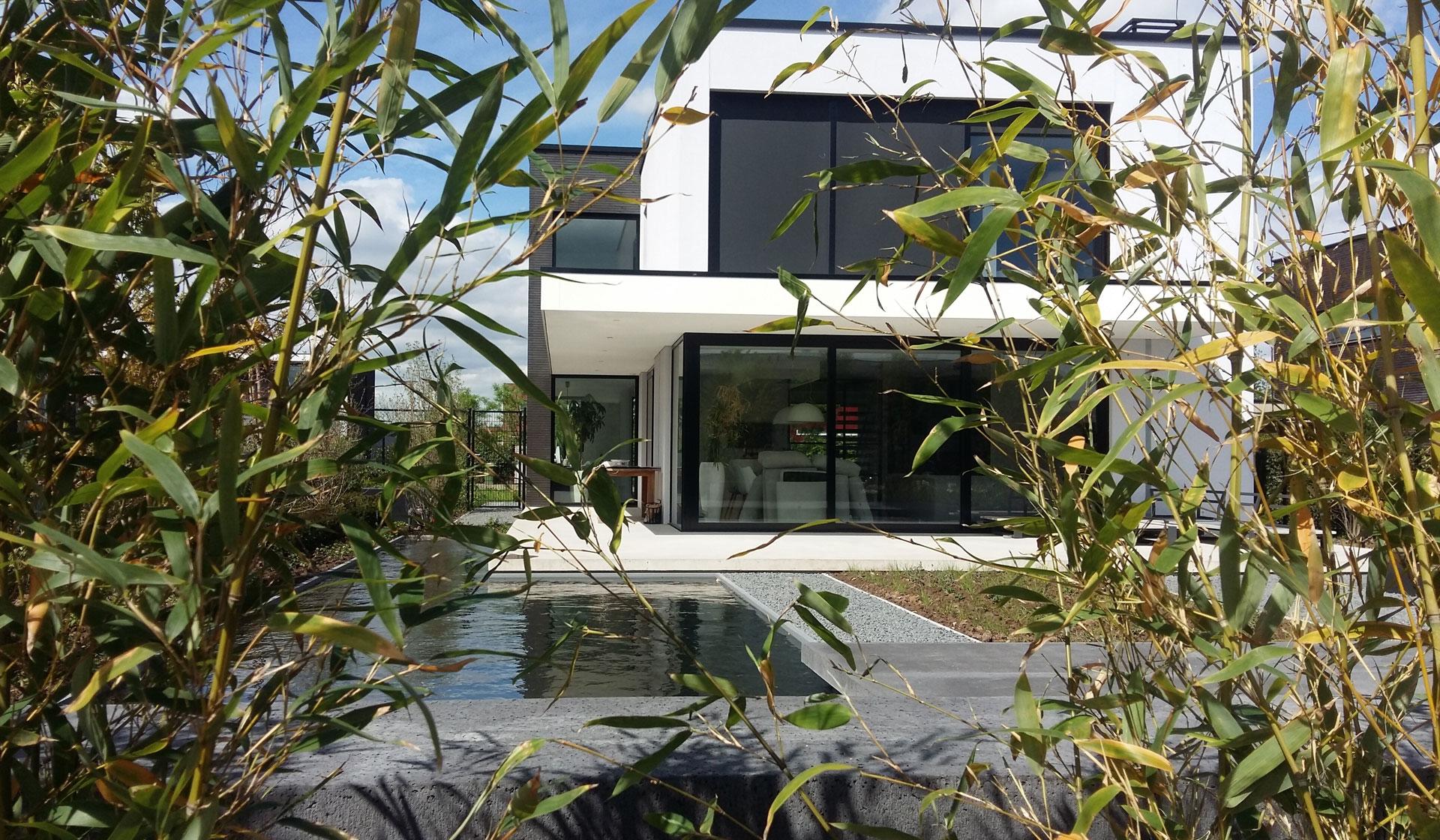 Moderne woning Arnhem - Het Fundament Architectuur