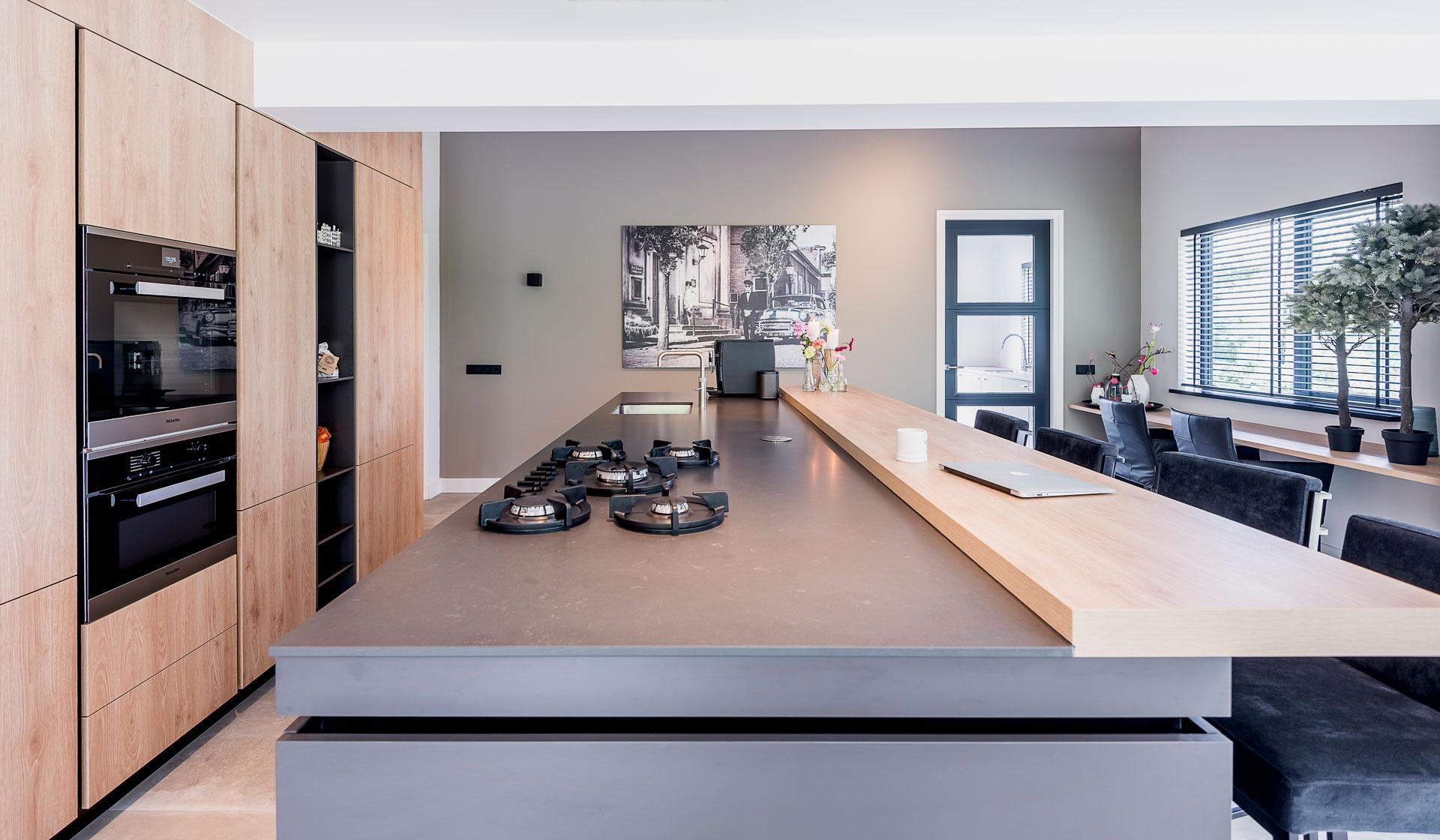 Maatwerk Keuken Ontwerp Het Fundament Architectuur