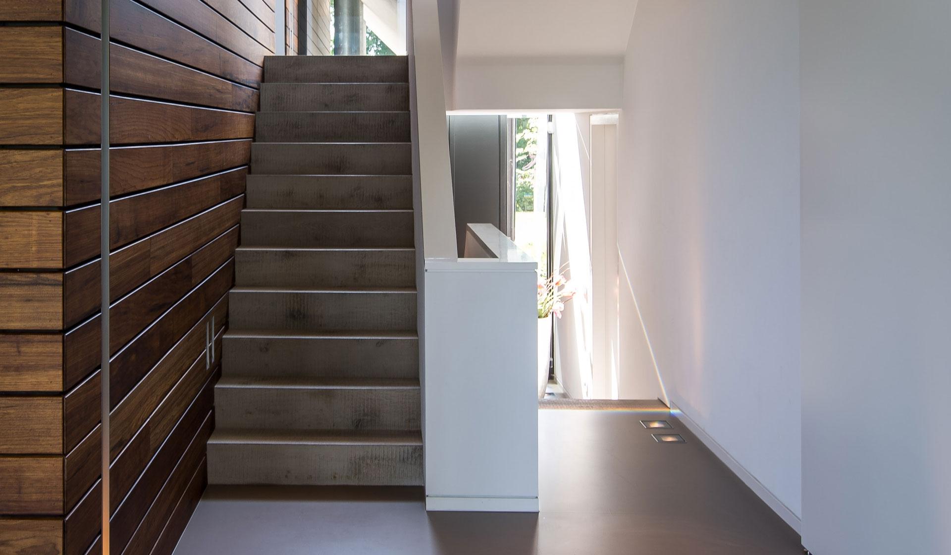 Interieurontwerp moderne villa - Het Fundament Architectuur